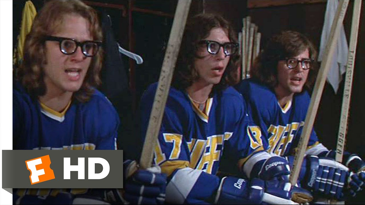 The Hansons Are Pumped Slap Shot 4 10 Movie Clip 1977