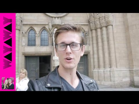 This Country Is RICH! - Travel Luxembourg vlog 179