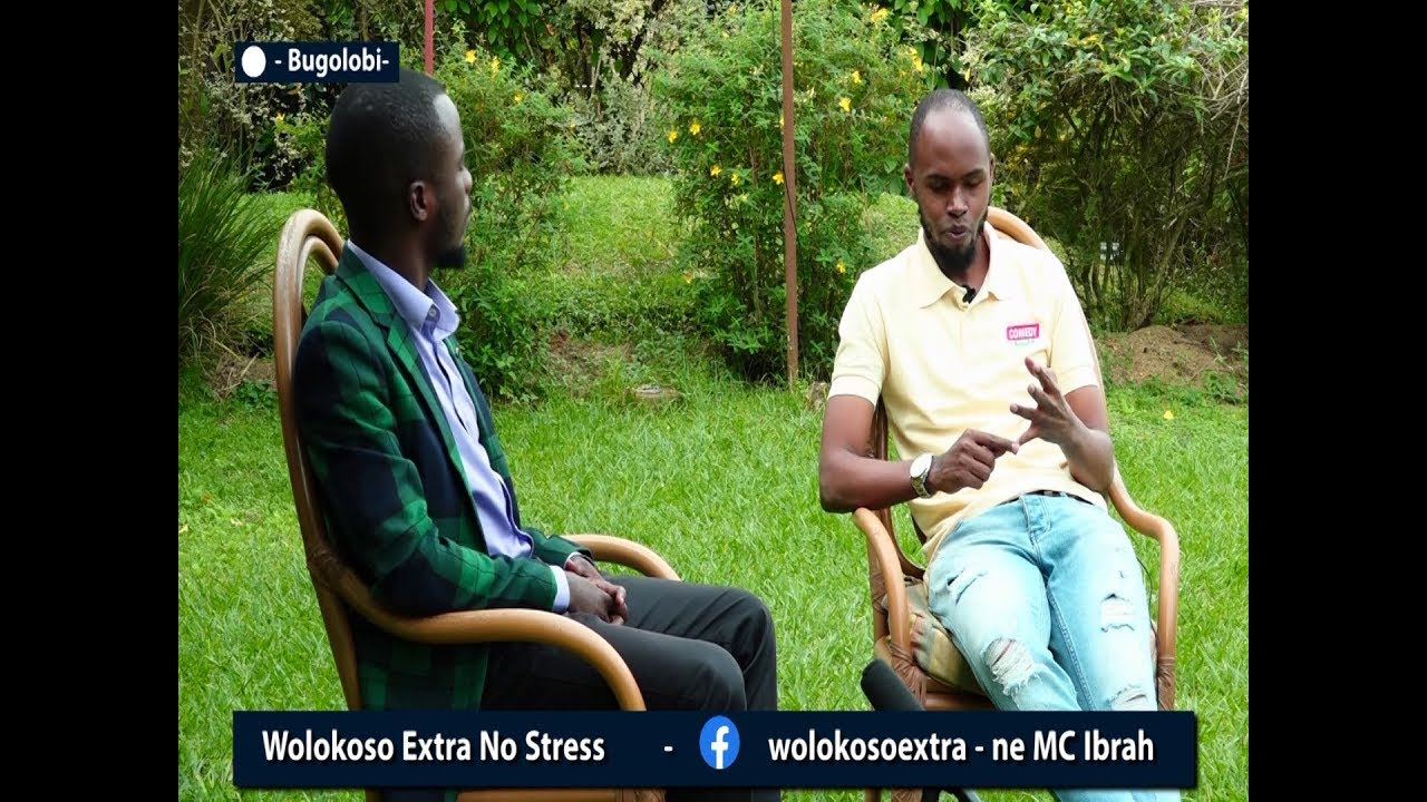 ALEX MUHANGI Nearly killed himself after a disappointment - (touching story) -MC IBRAH INTERVIEW
