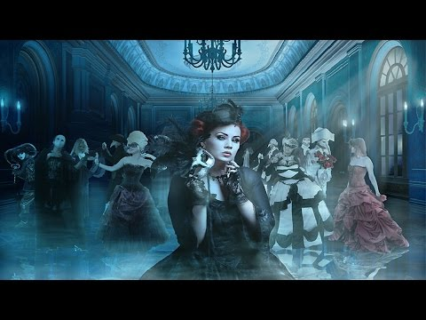 Lonely Girl Wallpaper Gothic Waltz Music Enchanted Ballroom Youtube