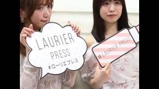 菅野結以ちゃんとゆうこすちゃんのオフショット♡ 普段あまり見れない二人の表情にも注目.