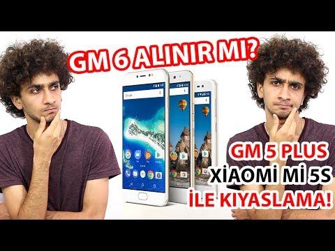 General Mobile GM 6 Alınır mı? GM 5 Plus vs GM 6! Kıyaslama!