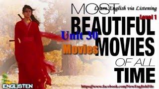 Learn English via Listening Level 1 Unit 30 Movies