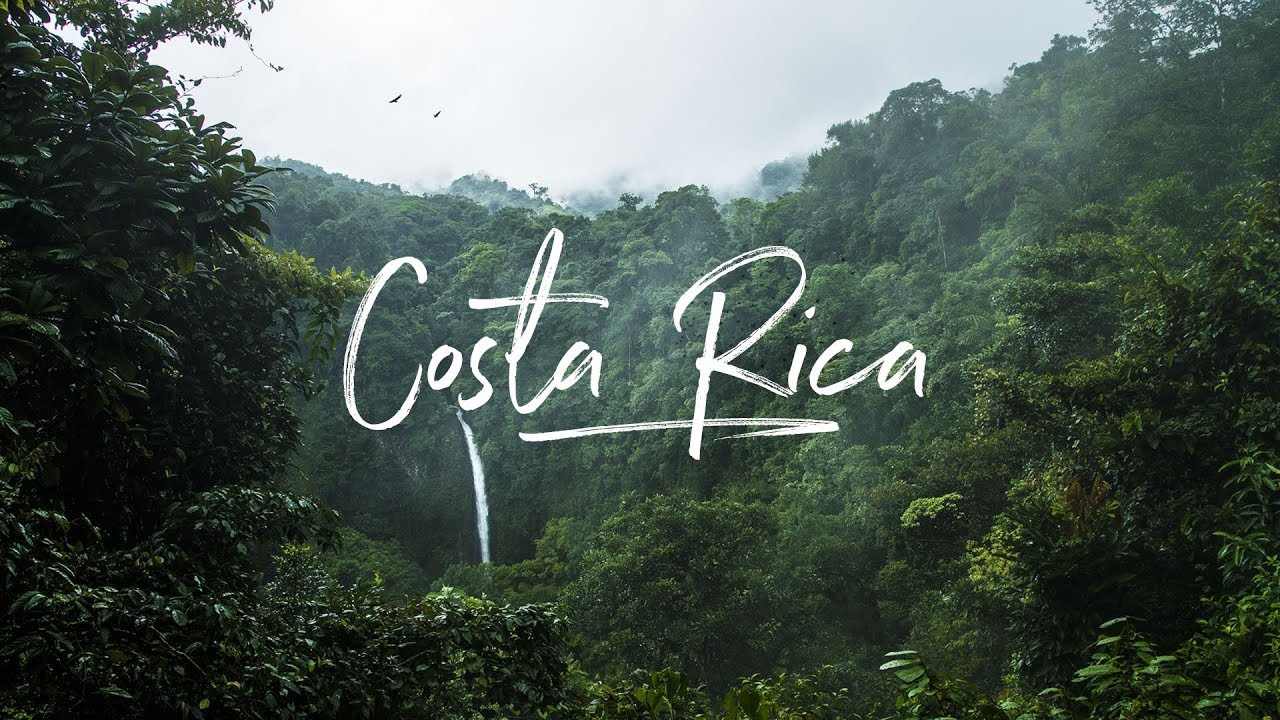 TRAVEL TO - COSTA RICA