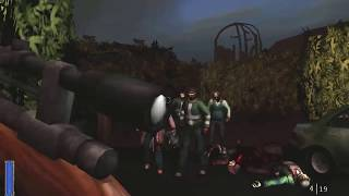 Day of the Zombie Gameplay En Español (PC-HD)