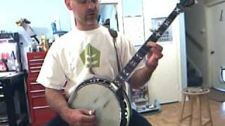 LOTW - Banjo lessons: Classic Scruggs endings