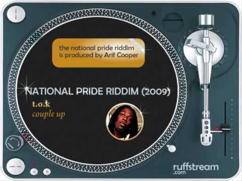 National Pride Riddim Mix (2009) TOK - Couple Up & Ding Dong ,Kiprich, Blacker, Elephant Man mp3