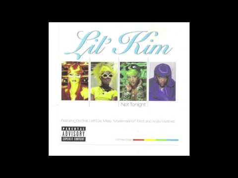 Lil' Kim Not Tonight Remix Instrumental Official Version 'Ladies Night Instrumental'
