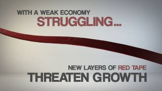 Government Overregulation Threatens Economic Growth