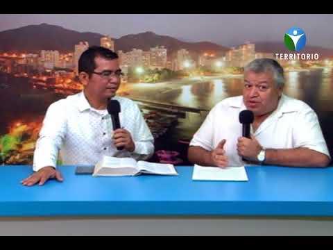 Pastores Edgar Diaz y Warner Escobar , Agosto 22