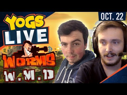 Worms W.M.D w/ Zylus, Ravs & Breeh - 23rd October 2017
