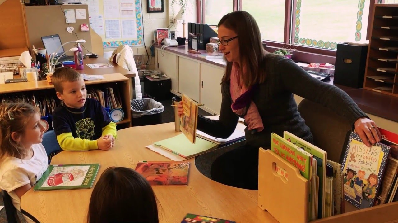 First Grade Small Group Instruction Youtube