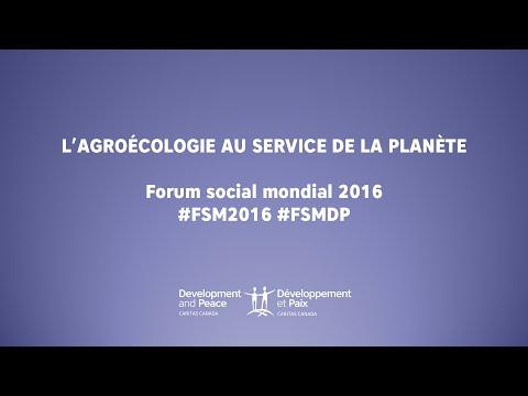 L'agroécologie au service de la planète