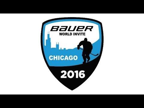 Bauer World Invitational Game #3: Texas WARRIORS vs. Chicago JETS