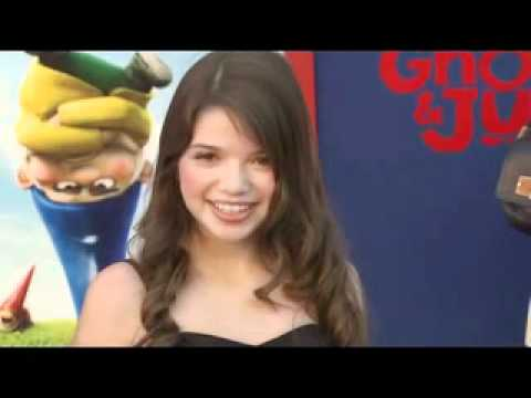 Jadin Gould  Gnomeo and Juliet Los Angeles Premiere
