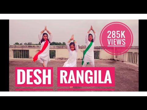 Desh Rangila | Fanna | Bollywood dance | Patriotic song |
