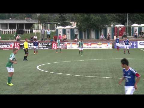 Bohemians Praha 1905 - Yokohama F. Marinos, Group C, All Stars Cup 2014