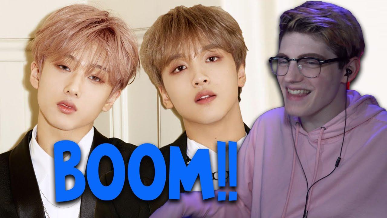 NCT DREAM 엔시티 드림 'BOOM' MV REACTION!! (WOW!)