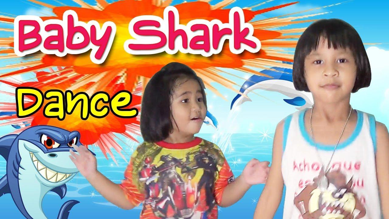 Baby Shark dance - YouTube