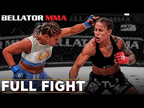 Full Fight | Liz Carmouche vs. Deanna Bennett | BELLATOR 246