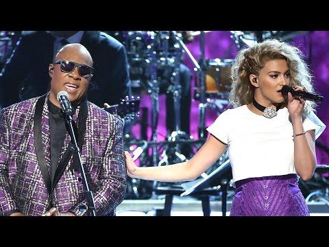 BET Awards 2016 Prince Tribute Highlights - Stevie Wonder, Tori Kelly, & More