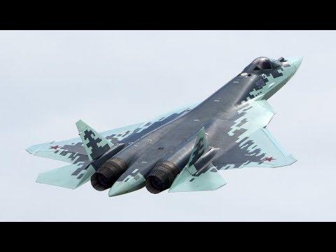 Resultado de imagen de Su-57.