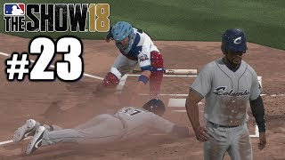 FIRST TIME I'VE SEEN A TEAMMATE DO THIS! | MLB The Show 18 | Road to the Show #23