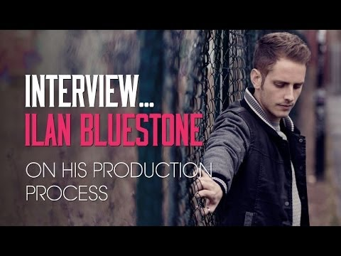 Ilan Bluestone Interview - Virus Ti Vs Sylenth1, Production Secrets - Anjunabeats