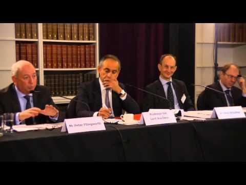 London Health Commission: Theme D:   Dr Eliot Forster