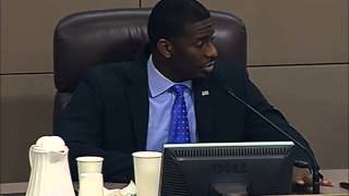 City Commissioners Turn Against Mayor John Marks - Commissioner Andrew Gillum