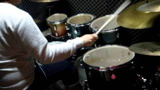 Soilwork - The Chainheart Machine (Drum Cover)