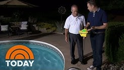 Rossen Reports: How To Spot Stray Voltage In Pools, Lakes   TODAY