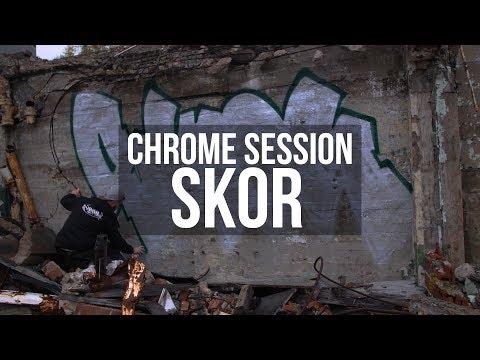 Graffiti Chrome Session: SKOR