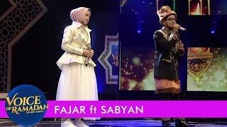 Ya Asyiqol (Sabyan Gambus) - Fajar ft Sabyan | Episode 12 | Voice of Ramadan GTV 2019