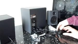 Logitech Z333 Speaker - Unboxing
