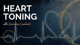HEART TONING w/ Geneviève Couillard