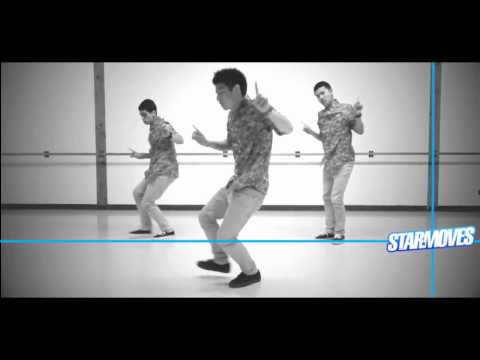 """ SWEET LOVE "" CHRIS BROWN - DANIEL JEROME CHOREOGRAPHY TUTORIAL for STARMOVES"