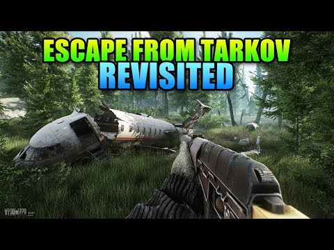 Escape From Tarkov Revisited | Beta Gameplay