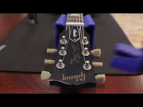 Music Nomad Products Demo Gibson Les Paul Studio