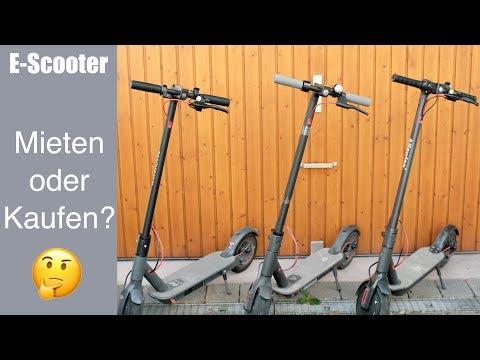 3 E-Scooter Ein Jahr Später, Wie Langlebig Sind Sie? - Venix