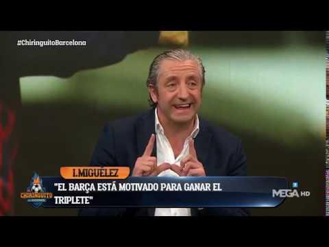 """Pedrerol: """"Para un culé será el año más terrible de todos, si el Madrid vuelve a ganar la Champions"""""""