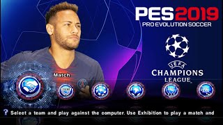 Pes 2019 lite 300mb ppsspp android | english (new transfer) graphics hd