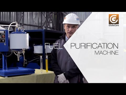 Multipurpose Oil Product Purification And Oil Regeneration Machine UVR-450 & UVR-L