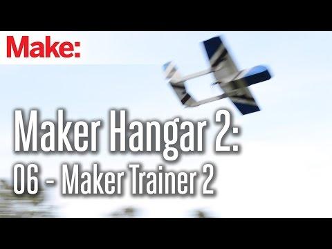 Maker Hangar ep6: Maker Trainer2