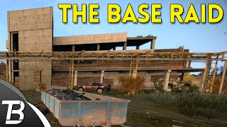 ARMA 3 DayZ Exile - Part 7 - The Base Raid