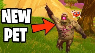 trying-to-make-friends-with-a-zombie-in-fortnite