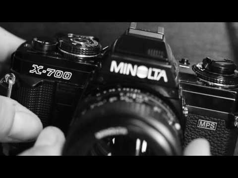 Vintage Camera Review: Minolta X 700
