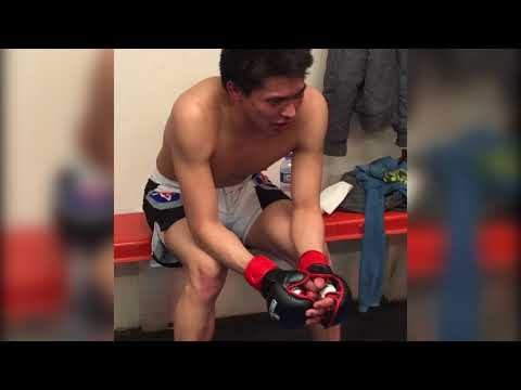 #ATFLethbridge: Finding Out What Happened Post-Fight in Locker Room