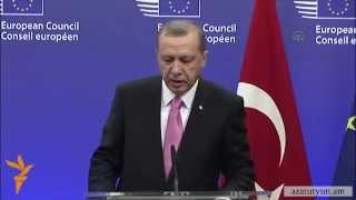 Թիկնազորի պատճառով սկանդալի կենտրոնում է հայտնվել Թուրքիայի առաջնորդը