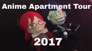 Anime Apartment Tour 2017